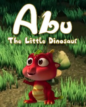 Abu the Little Dinosaur