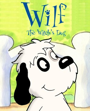 Wilf The Witch's Dog