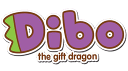 dibo the gift dragon english korean