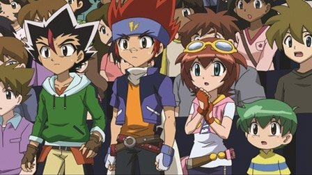 Beyblade Metal Masters All Episodes