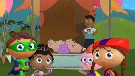 Juan Bobo and the Pig - Episode 39