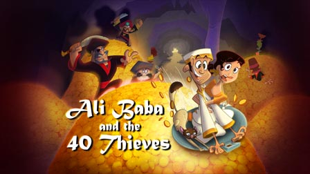 the 40 thieves