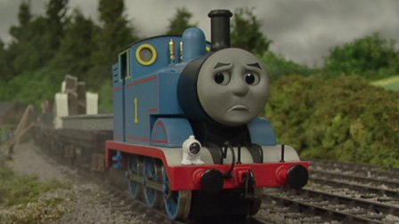 thomas and the statue episode 24