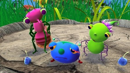 Free: miss spider's sunny patch friends: a froggy day special.