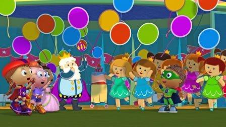 the twelve dancing princesses episode 19