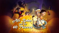 Ali Baba & the 40 Thieves - Episode 12
