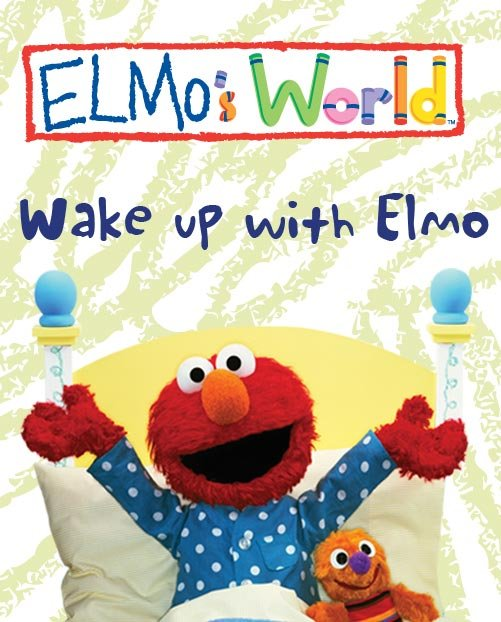 Elmos World Wake Up With Elmo | Car Interior Design