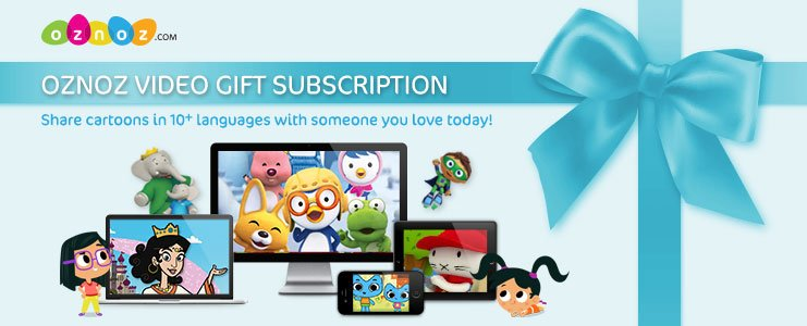 Gift subscription page Video